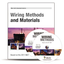 2011 Wiring Methods Articles 300 392 DVD - 11NCDVD3