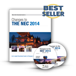 2014 Changes to the NEC DVD Package - 14CCDVD