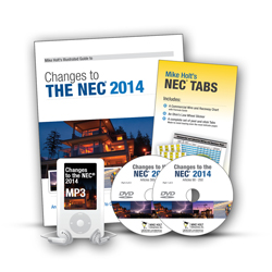 2014 Changes to the NEC Library - 14CCLIBD