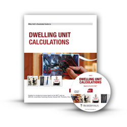 2014 Dwelling Unit Calculations DVD - 14CLD5