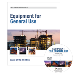 2014 Equipment for General Use Articles 400 450 DVD - 14NCDVD4