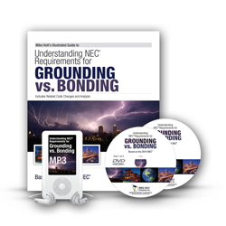2014 Grounding Vs Bonding Library - 14GBDVD