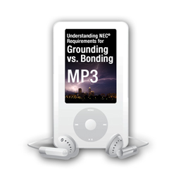 2014 Grounding Vs Bonding MP3 Audio Download - 14GBMP