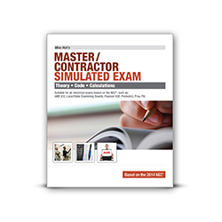 2014 Master Contractor Simulated Exam - 14MX