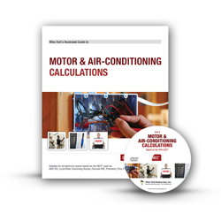 2014 Motor and Air Conditioning Calculations DVD - 14CLD3