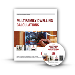 2014 Multifamily Dwelling Calculations DVD - 14CLD6