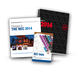 2014 NEC Starter Package Spiral Bound Version - 14NECSSP