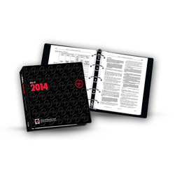 2014 NFPA Looseleaf Code Book - 14LL