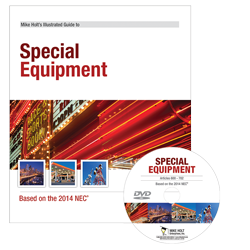 2014 Special Equipment Articles 600 702 DVD - 14NCDVD6
