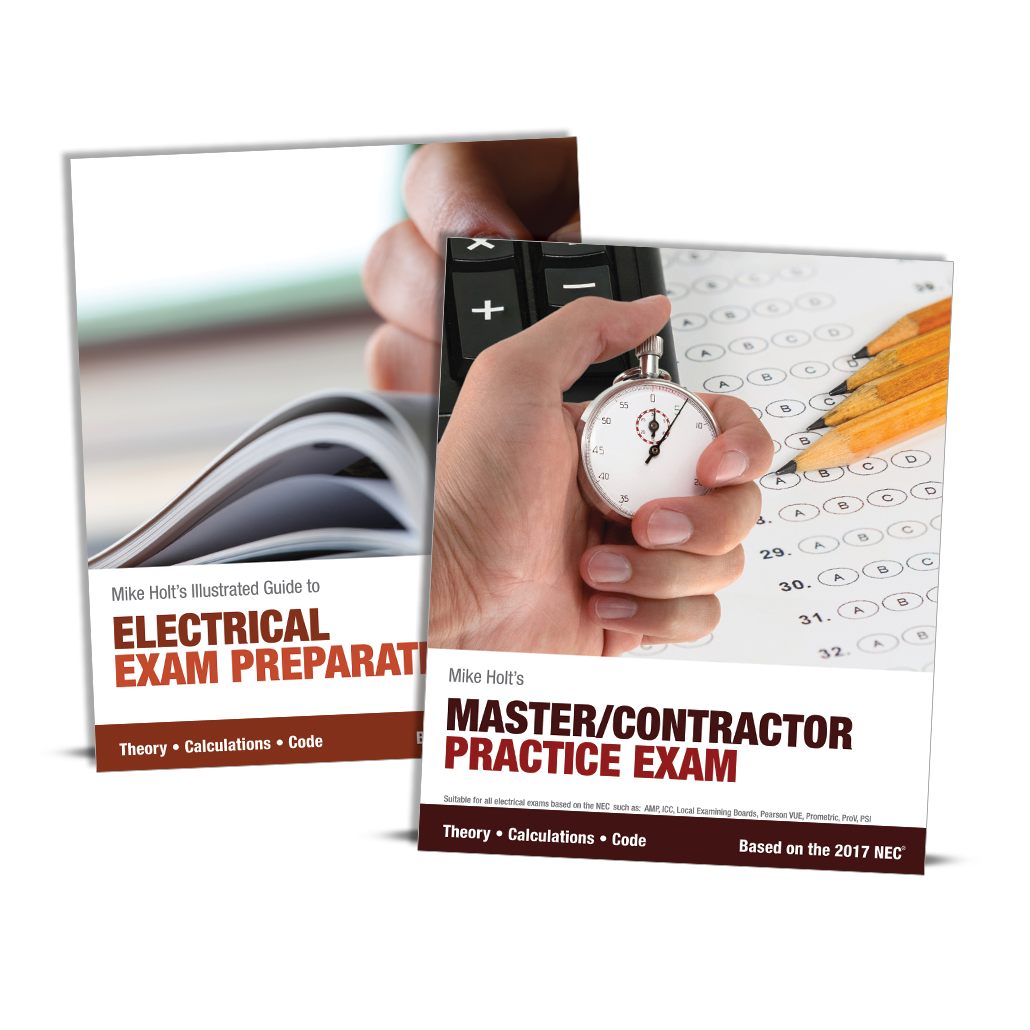 Mike holt exam preparation 2017 electrician exam preparation 2017 electrician exam preparation book master contractor simulated exam 17epmx xflitez Image collections