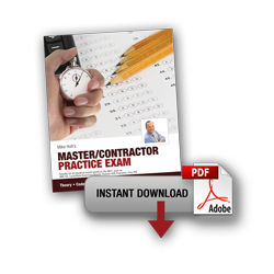 2017 Master Contractor Practice Exam Download - 17MXPDF