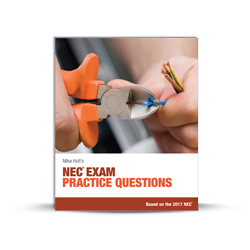 2017 NEC Exam Practice Questions Textbook - 17PQ