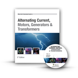Alternating Current Motors Generators Transformers DVD - ETD3