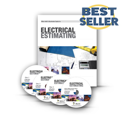 Electrical Estimating Deluxe DVD Package 2nd Edition - EST2DVD
