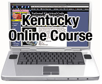 Kentucky Contractor Master CEU Package 2 For both CE and ME licenses - 11KYOLPK2