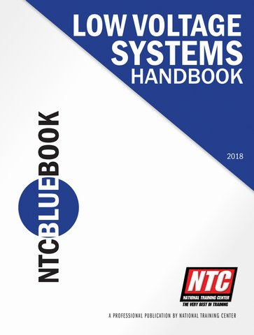 Mike Holt Other Products Ntc Blue Book Low Voltage
