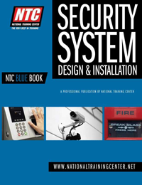 NTC Blue Book Security System Design and Installation - NTCBLUE