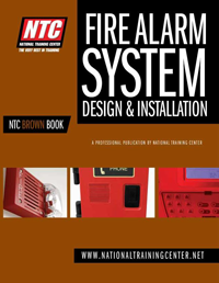 NTC Brown Book Fire Alarm Systems Design and Installation - NTCBROWN
