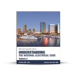 Understanding the National Electrical Code Vol 2 textbook 2017 NEC - 17UND2