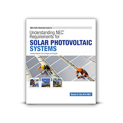 NEC Requirements for Solar PV Systems textbook