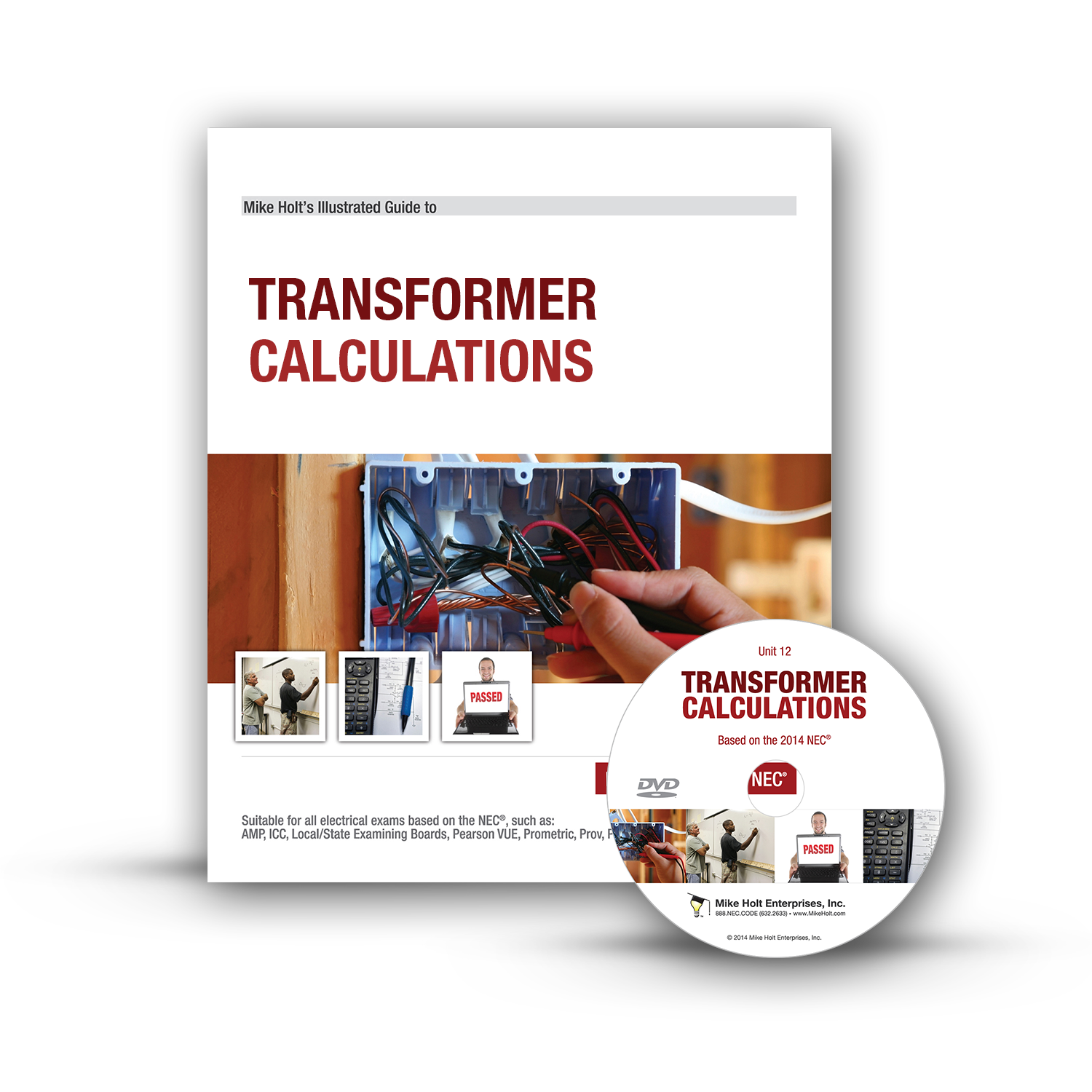 Mike holt electrical calculations 2014 transformer calculations dvd greentooth Image collections