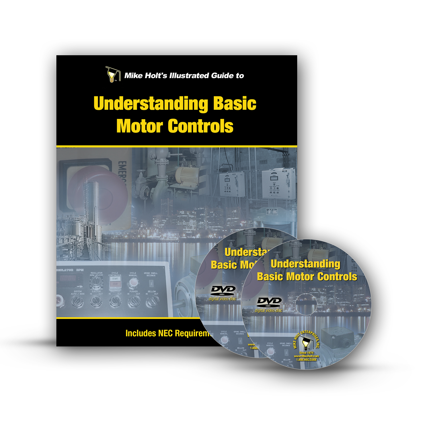 Mike Holt Electrical Theory - Understanding Basic Motor Controls DVD ...