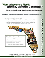 Florida Electrical Contractor