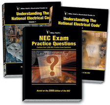 Understanding Volume 1, 2, and NEC Exam Practice Questions Book SAVINGS!