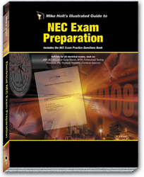 Electrical NEC Exam Preparation Textbook