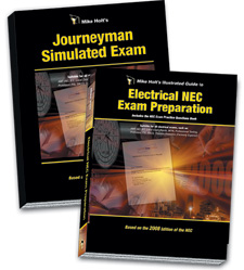 2008 Electrician Exam Prep Book Journeyman Simulated Exam - 08EPJX