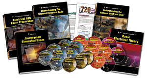 2008 Journeyman Comprehensive Library DVDs - 08JRCODVD
