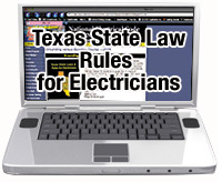 2008 Texas State Laws and Rules Online Course - 08TXLAW
