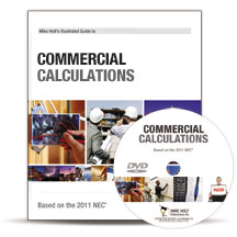 2011 Commercial Calculations DVD - 11CLD7