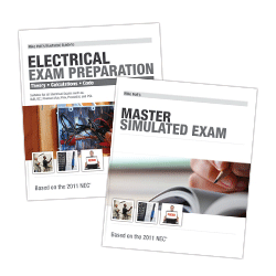 2011 Electrician Exam Prep Book Master Contractor Simulated Exam - 11EPMX