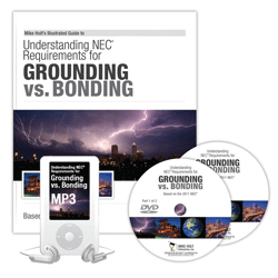 2011 Grounding Vs Bonding Library - 11GBDVD
