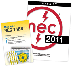 2011 NEC Basic Package Softbound Version - 11NECB