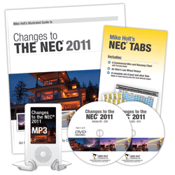 Changes to the NEC Library