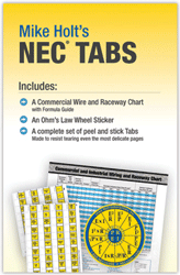 2011 National Electrical Code Tabs - 11TB