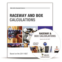 2011 Raceway and Box Calculations DVD - 11CLD1
