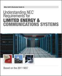 2011 Understanding NEC Requirements for Limited Energy and Communications Systems Textbook - 11LE