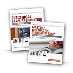 2014 Electrician Exam Preparation Book Master Contractor Simulated Exam - 14EPMX