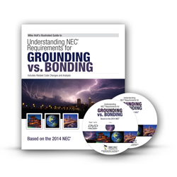 2014 Grounding Vs Bonding Article 250 DVD - 14NCDVD2