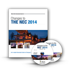 2014 NEC Changes DVD Package - 14CCDVD