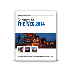 2014 NEC Code Changes Textbook - 14BK