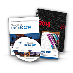 2014 NEC Deluxe Package with DVDs Spiral Bound Version - 14NECDSP