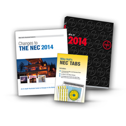 2014 NEC Starter Package Softbound Version - 14NECS