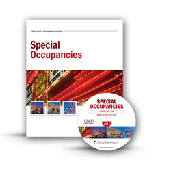 2014 Special Occupancies Article 500 590 DVD - 14NCDVD5