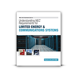 2014 Understanding NEC Requirements for Limited Energy and Communications Systems Textbook - 14LE