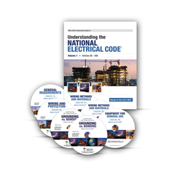 2014 Understanding the NEC Volume 1 Textbook with DVDs - 14UN1DVD