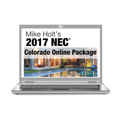 2017 Colorado Online CEU Course Package 3 Code Changes Grounding Bonding Theory - 17COOLPK3